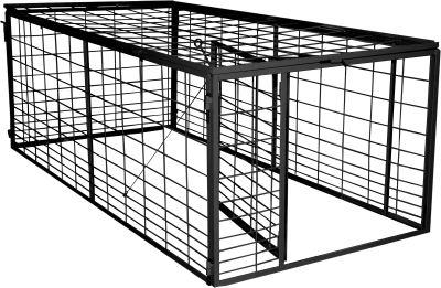 Swing Gate Wild Hog Trap | Portable 5-piece Design